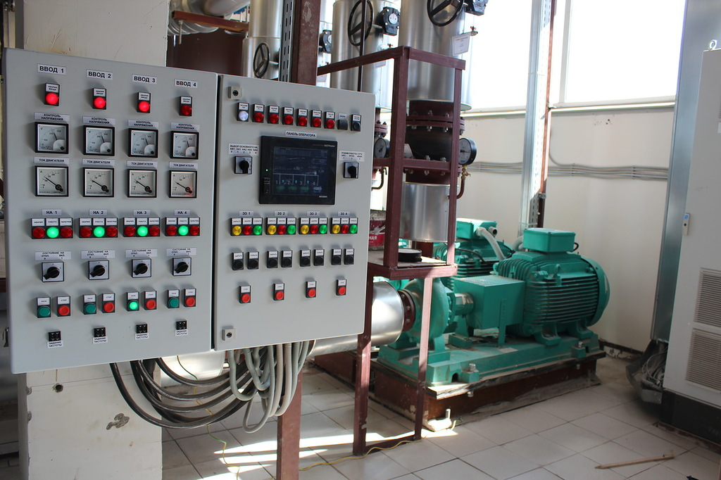 категория электроснабжения котельных газовых