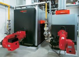 Монтаж промышленной котельной для для завода электронного оборудования Kraftway в Обнинске